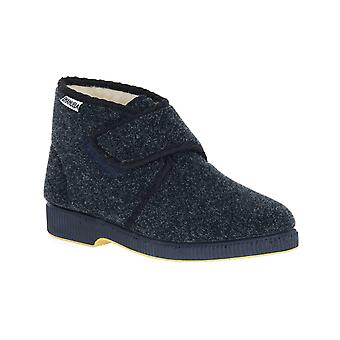 Emanuela 564 blue slipper shoes