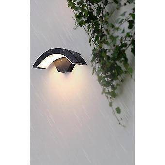 Moden wasserdichte Led Motion Sensor Wandleuchte für Landschaft, Scheinwerfer, Balkon,
