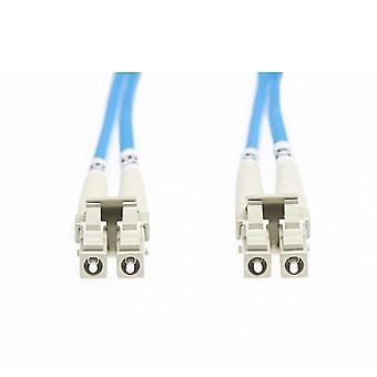 Om1 Multimode Fibre Optic Cable Blue