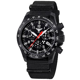 Mens Watch Khs KHS.BPCLDR.NB, Quartz, 40mm, 10ATM
