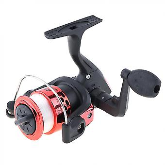 Fishing Rod Reel Line Combo Full Kits Spinning Reel Pole Set