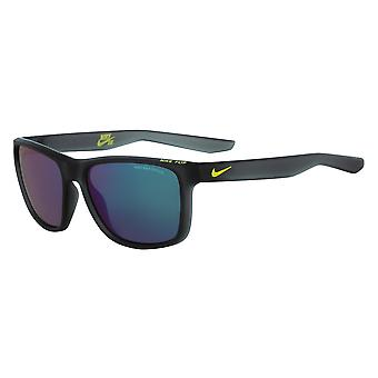 Nike Flip M EV0989 063 Matte Anthracite/Green Mirror Sunglasses