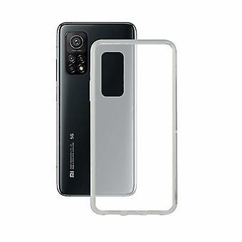 Sag Xiaomi MI10T Pro KSIX Flex TPU Transparent