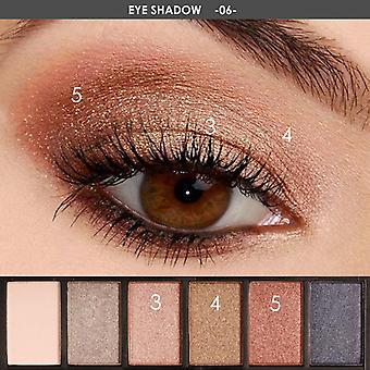 Eye Shadow Makeup, Shimmer, Matte,  Palette Cosmetic Set, Nude