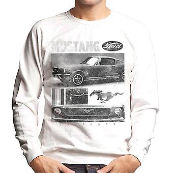 フォード マスタング ファストバック メンズ&アポス;s スウェットシャツ