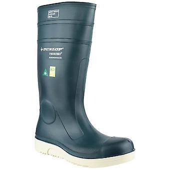 Dunlop purofort comfort grip safety wellies mens