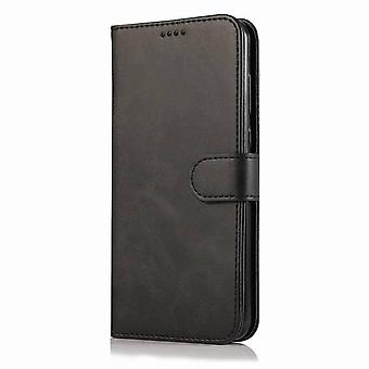 Simple Leather case for Samsung Galaxy S7 - Black
