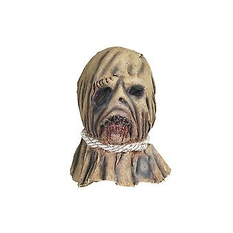 Horror Mexican Latex Mask Halloween Party Cosplay Bloody Headgear Props