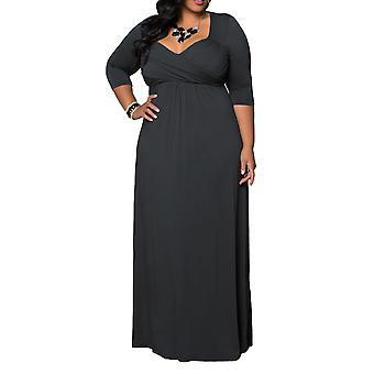 Kiyonna | Veronica Maxi Dress