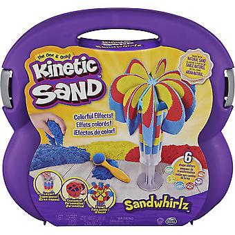 Kinetic Sand Sandwhirlz Playset