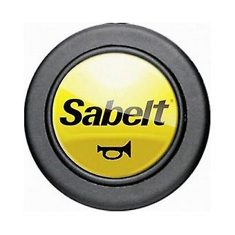 Steering Wheel Centre Sabelt SBP011 Yellow