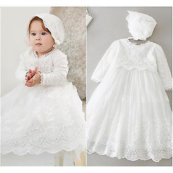 День рождения Baby платья для крещения, Крещение платья платье