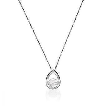 Drop Sumptuous Gold and Diamonds pendant