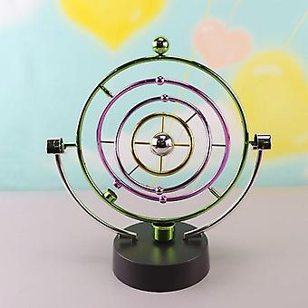 Rotary Balance Celestial Globe Magnetic Swing Kinetic Perpetual Motion Model