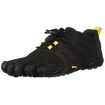 Vibram V-Trail 2.0 Womens Five Fingers Barefoot Feel Running Trainers - Black