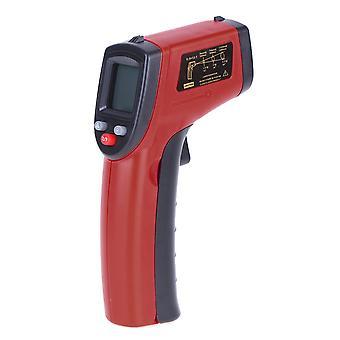 Laser Pyrometer Surface Temperature Meter