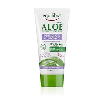 Dermo gel - hyaluronic acid and aloe vera 150 ml of gel