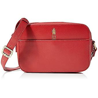 Fly London ARES692FLY, Women's Bag, Red Dk, One Size