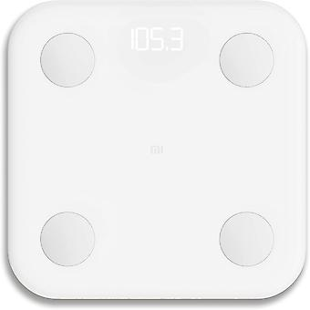 FengChun Mi Body Composition Scale, 10 precise body data points, Mi Fit App, store up to 16 user