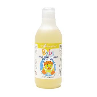 Baby Bio Bath Gel 250 ml