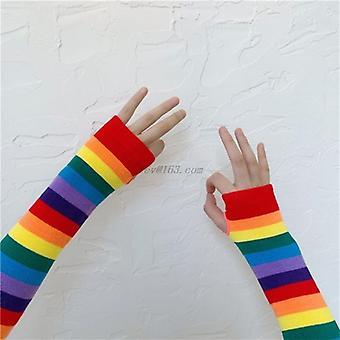 Sormettomat käsineet, käsivarren hihanlämmitin Aurinkosuojakäsineet
