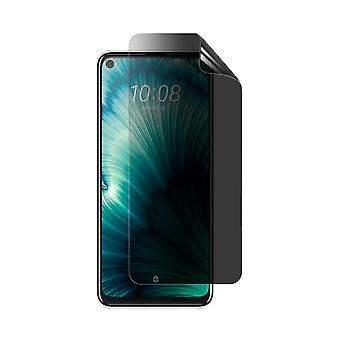 Celicious Privacy Plus 4-Way Anti-Spy Filter Screen Protector Film Compatible with HTC U20 5G