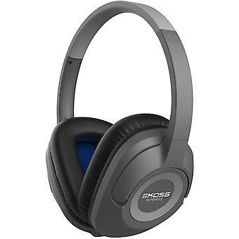"Koss Bluetooth Stereo OverEar Headset ""BT539iW"", Black"