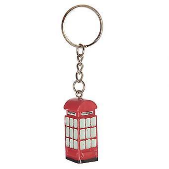 London Telefon Bus Brelok