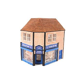 Hornby The Butcher's Shop Model