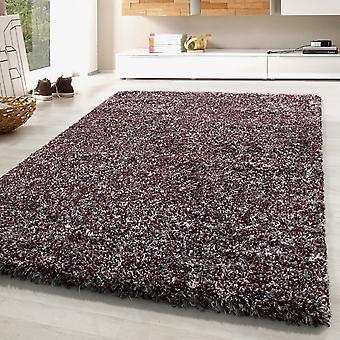 Shaggy hochflor tapijt JOY woonkamer tapijt pluizig