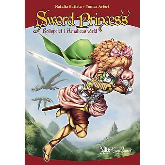 Sword Princess. Rollspelet i Amalteas värld 9789185626304