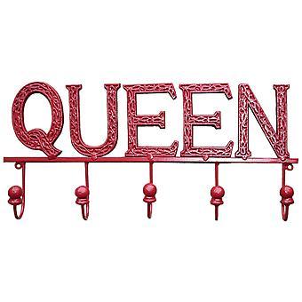 המלכה האדומה 5 הוק קיר יחידה