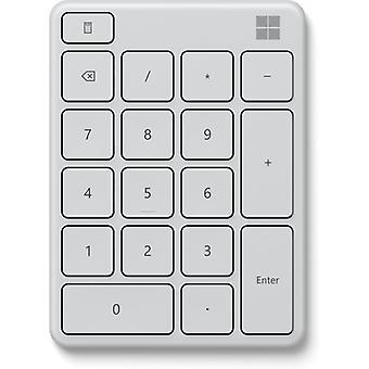 Teclado numérico Bluetooth - Blanco
