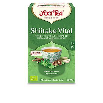 Yogi Tea Shiitake Infusión 17 X 2,0 Gr Unisex
