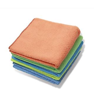 Homemiyn 5 Piece Kitchen Clean Towel Absorbent Towel Cleaning Cloth