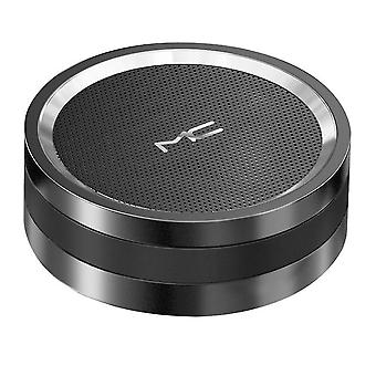 Wireless bluetooth speaker with subwoofer(Black)