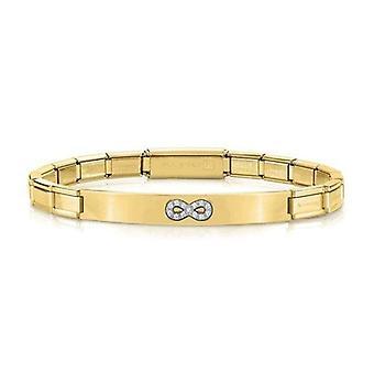 Nomination braccialetto Italia infinity 021136_024