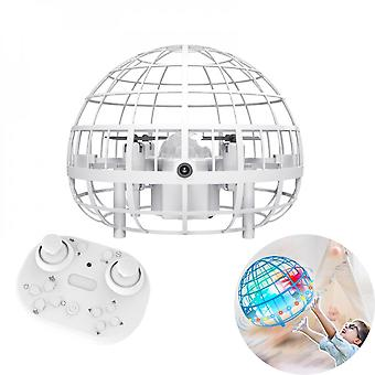 Flying Ball Toy, Spherical Magic Controller Mini Drone Flying Toy