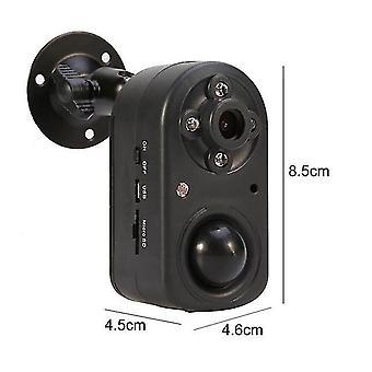Cámara de caza mini portátil hd 1080p videocámara infrarrojo de visión nocturna cámara impermeable para exteriores