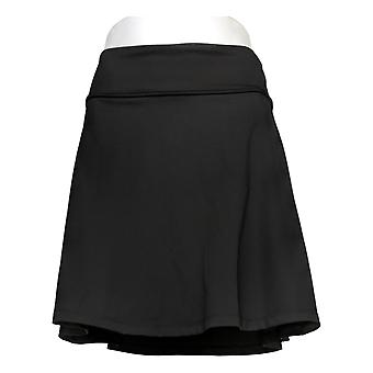 WVVY By Fitty Britttty Skirt Fashion Athletic Black 735593