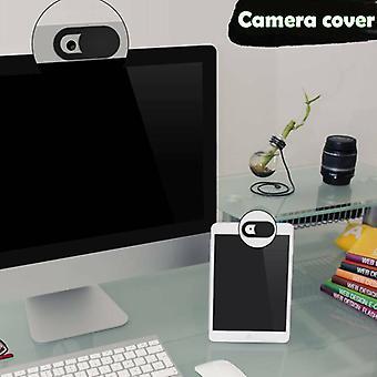 1/3/6/9 Pcs Webcam Privacy Cover Camera Slider For Phone Laptop Tablet
