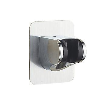 Zuhanyfej tartó Fürdőszoba Króm csapadék szívófalra szerelhető állítható pohár