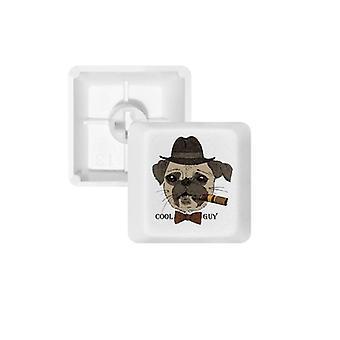 Smoke Dog Keycap -näppäimistö