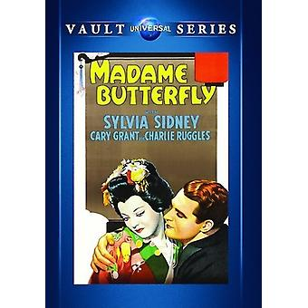 Madame Butterfly [DVD] USA importere