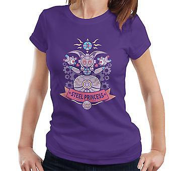 Steel Princess Magearna Pokemon Women's T-Shirt
