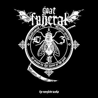 Goatfuneral - Luzifer Spricht: 10 Years in the Name of the Goat [CD] USA import