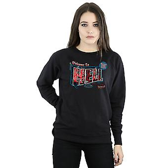 Supernatural Women's Welcome To Hell Sweatshirt