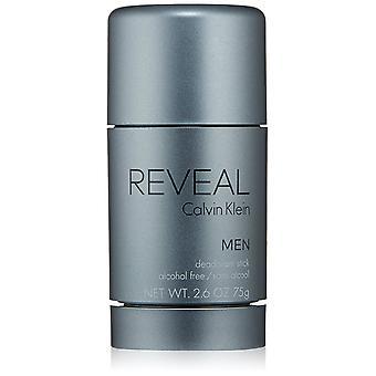 Calvin Klein ujawnić mężczyzn Dezodorant w sztyfcie 75g
