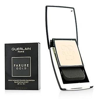 Guerlain Parure Gold Rejuvenating Gold Radiance Powder Foundation Spf 15 - # 00 Beige - 10g/0.35oz