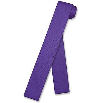 Μπιάτζιο πλεκτό λαιμό γραβάτα στερεά άνδρες ' s δεμένη γραβάτα